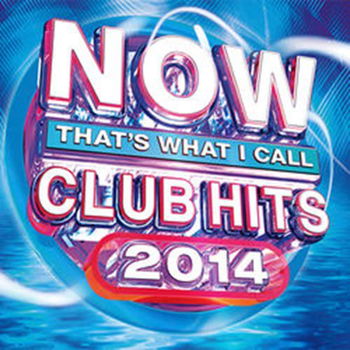 Various Artists - Now Thats What I Call Club Hits 2014 Disc 1 Album Art
