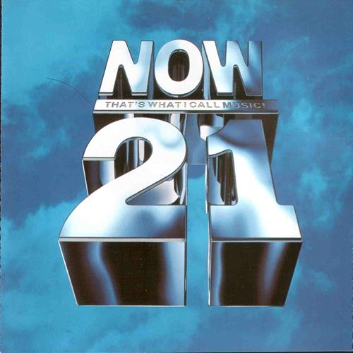 Various Artists - Now Thats What I Call Music 21 Disc 2 Album Art