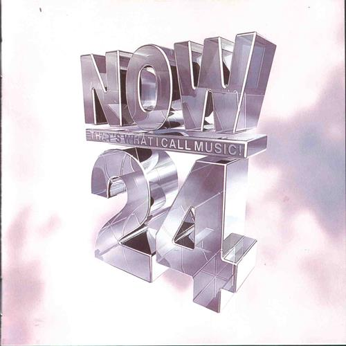 Various Artists - Now Thats What I Call Music 24 Disc 2 Album Art