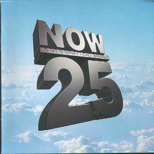 Various Artists - Now Thats What I Call Music 25 Disc 1 Album Art