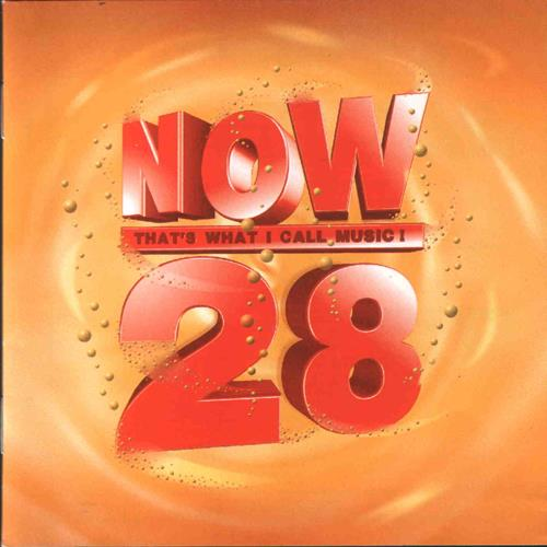 Various Artists - Now Thats What I Call Music 28 Disc 2 Album Art