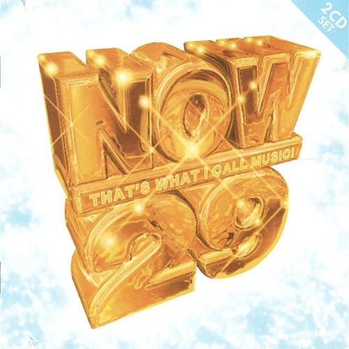 Various Artists - Now Thats What I Call Music 29 Disc 2 Album Art