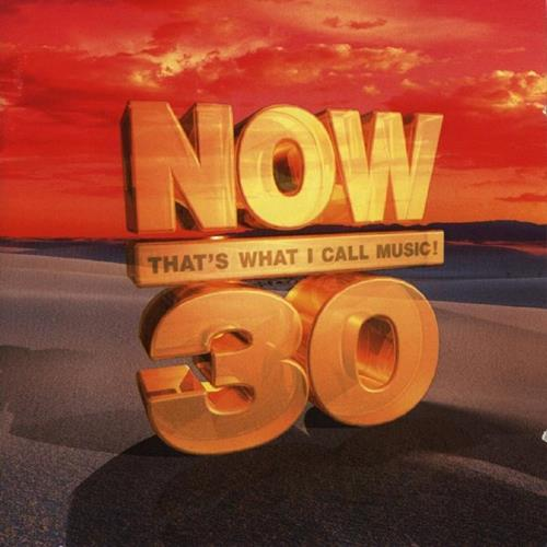 Various Artists - Now Thats What I Call Music 30 Disc 1 Album Art