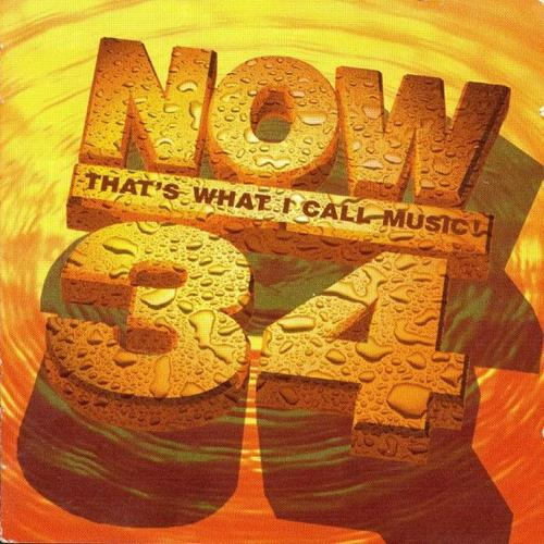 Various Artists - Now Thats What I Call Music 34 Disc 2 Album Art