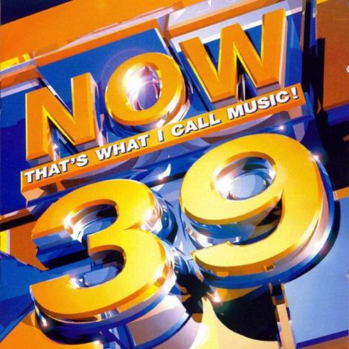 Various Artists - Now Thats What I Call Music 39 Disc 2 Album Art