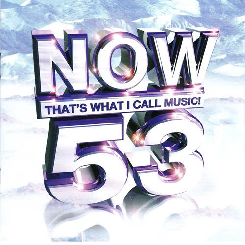 Various Artists - Now Thats What I Call Music 53 Disc 1 Album Art