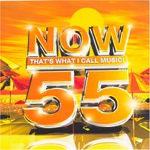 Various Artists - Now Thats What I Call Music 55 Disc 2 Album Art