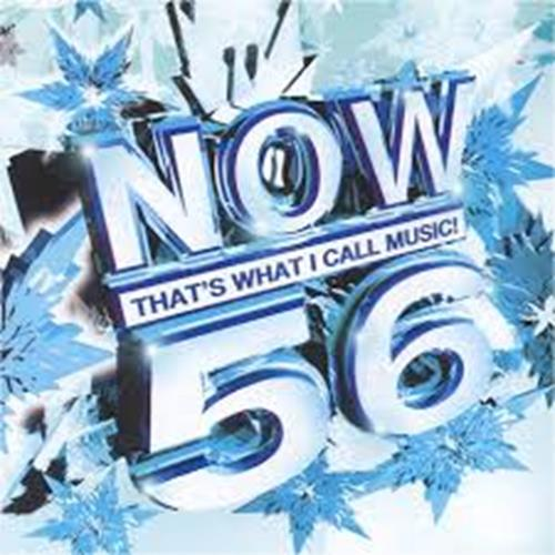 Various Artists - Now Thats What I Call Music 56 Disc 2 Album Art
