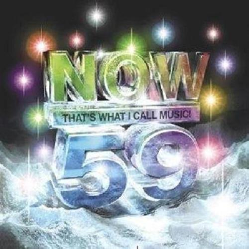 Various Artists - Now Thats What I Call Music 59 Disc 2 Album Art