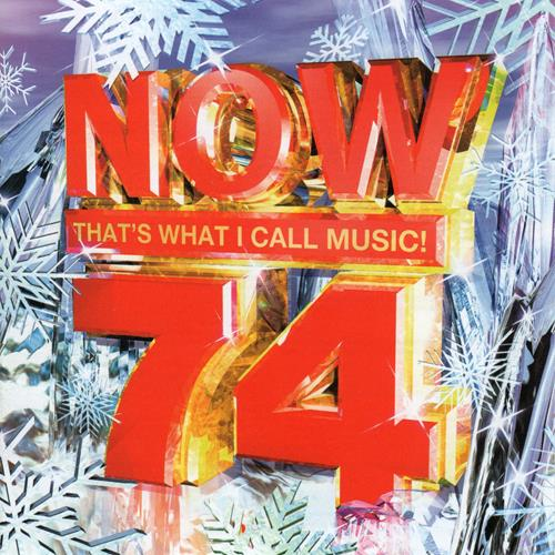 Various Artists - Now Thats What I Call Music 74 Disc 1 Album Art