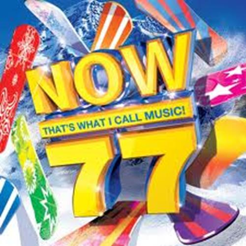 Various Artists - Now Thats What I Call Music 77 Disc 2 Album Art