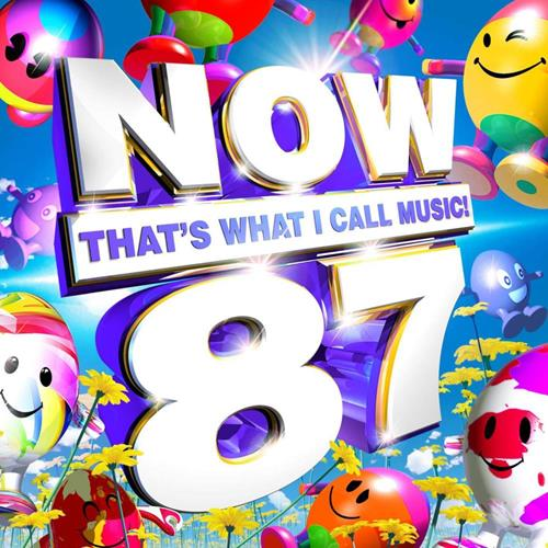 Various Artists - Now Thats What I Call Music 87 Disc 1 Album Art