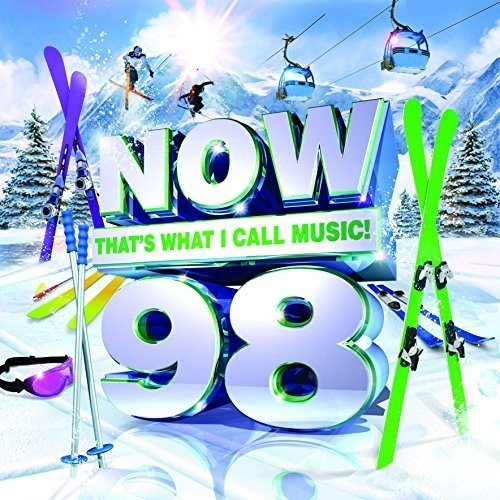 Various Artists - Now Thats What I Call Music 98 Disc 2 Album Art