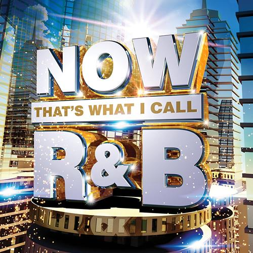 Various Artists - Now Thats What I Call Rnb (2017) Disc 3 Album Art