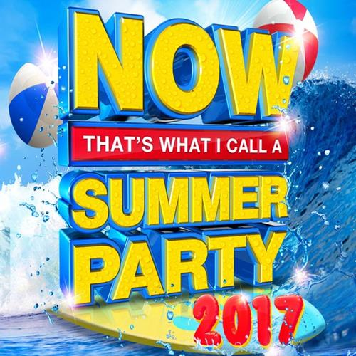 Various Artists - Now Thats What I Call Summer Party 2017 Disc 3 Album Art
