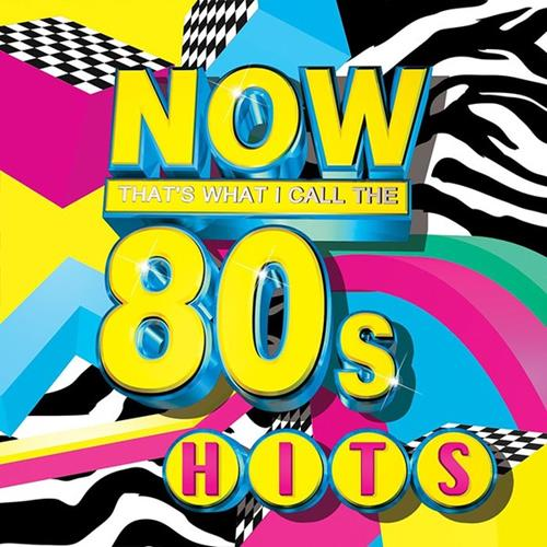 Various Artists - Now Thats What I Call The 80s Hits (2016) Disc 3 Album Art