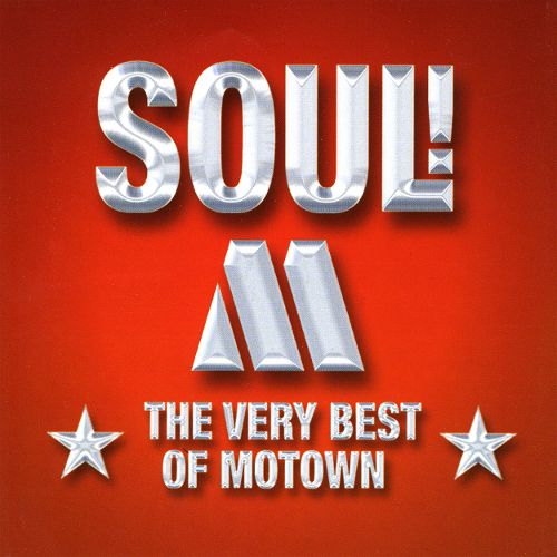 Various Artists - Soul - The Very Best Of Motown Disc 3 Album Art