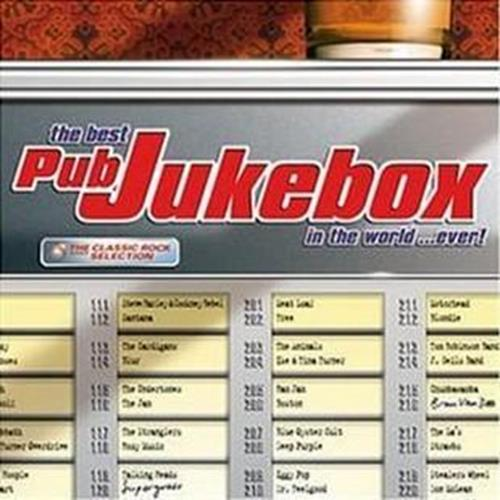 Various Artists - The Best Pub Jukebox In The World...ever, Disc 2 Album Art
