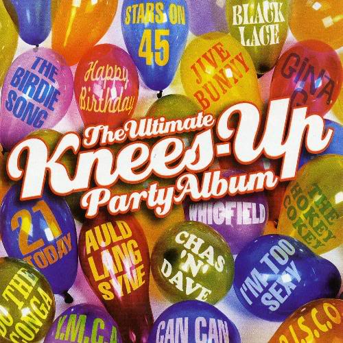 Various Artists - The Ultimate Knees Up Party Album Disc 1 Album Art